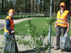 AR Enschede natuurwerkdag 18 april
