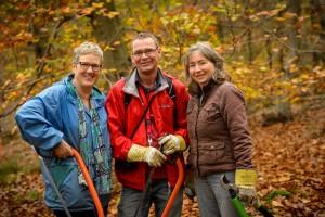 A Rocha werkgroep Heuvelrug (nov2015)-7101