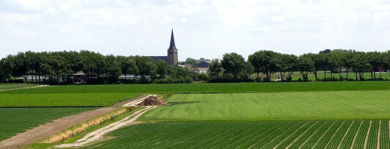 kerk landbouw_crop